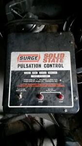 Surge Solid State Pulsation Control Box