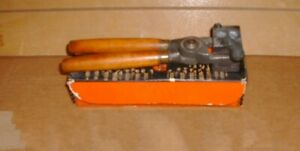 Lyman Used 2 Cavity  Bullet Casting Mold 38 and 45 Cal