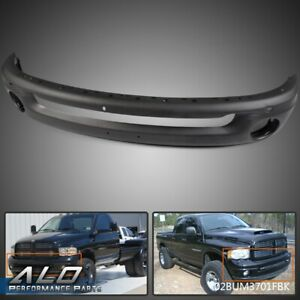 Front Bumper For 2002 2009 Dodge Ram 1500 2003 2009 Ram 2500 3500 Black Steel