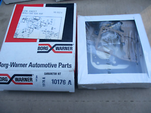 1959 69 Ford Truck 302 332 391 401 477 534 Holley 4150 4bbl Carb Kit