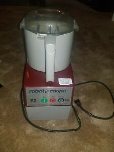 Robot Coupe R2b Food Processor 120volt 3qt