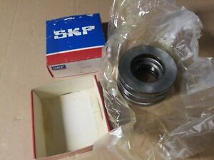 Skf 52312 Thrust Ball Bearings 50x110x64mm