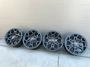 16 Toyota 4runner Tacoma Fj Pro Tundra Trd Oem Factory Stock Wheels Rims Trail