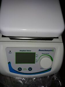Benchmark Scientific H3760 hs Digital Hotplate Magnetic Stirrer Ceramic 115v