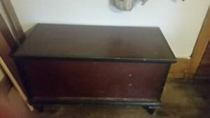 Early Aafa Antique Blanket Chest