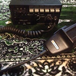Federal Signal Pa400ss Interceptor 400 Series A Siren And Light Control System