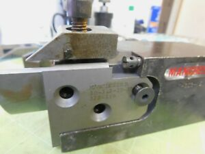 Manchester Face Grooving Cut Off Lathe Tool Holder T 302 15