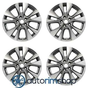 New 18 Replacement Wheels Rims For Nissan Murano 2015 2016 2017 2018 2019 Se