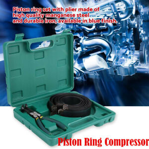 14pcs Piston Ring Compressor Tools Repair Garage Tool Kit Practical Otc Set Kit