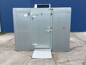 10 x10 Commercial Cooling Walk in Freezer Carroll Coolers Turbo Air Refrigator