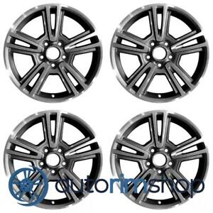 Ford Mustang 2010 2011 2012 2013 2014 17 Oem Wheel Rim Set