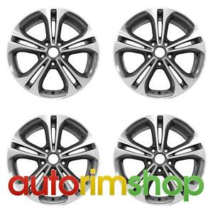 Kia Forte 2014 2016 17 Factory Oem Wheels Rims Set