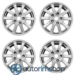 Porsche Cayenne 2003 2010 17 Factory Oem Wheels Rims Set 955362126009a1