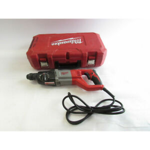 Milwaukee 526220 8 Amp Corded 1 In Sds D handle Rotary Hammer