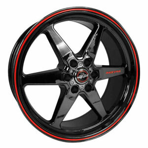 Race Star Wheels Rim 93 Truck Star Black Chrome 17x9 5 6x135 22 0