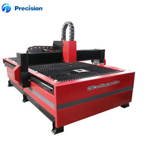 Precision Cnc Plasma Cutting Table Type For Carbon Stainless Iron