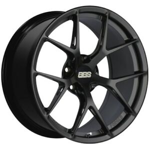 Bbs Wheels Rim Fir 20x9 Center Lock Et52 Cb84 Black Satin