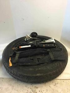 2005 Freestyle Scissor Jack Spare Tire And Lug Wrench 17x4 Compact Spare Steel