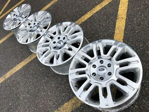 20 Ford F150 Expedition Ranch Limited Xlt Oem Factory Stock Wheels Rims 6x135
