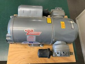 Dayton Speedaire Compressor Model 2z870a Doerr Lr22132 Electric Motor 3 4 Hp