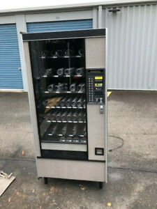Automatic Products Ap Snackshop 112 4 wide Snack Vending Machine