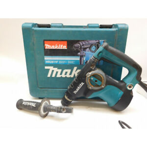Makita Hr2811f 7 Amp 1 1 8 In Corded Sds plus Concrete masonry Rotary Hammer Dr