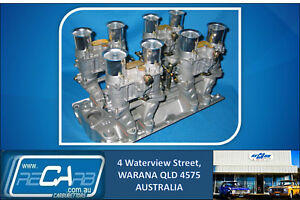 Genuine Weber Quad 48 Ida Carburettor Kit Suits Holden 308