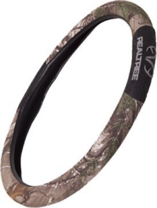 Realtree Two Grip Antler Steering Wheel Cover Realtree Xtra Camo Sold