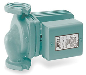 Taco Hot Water Circulator Pump Model 0011 f4
