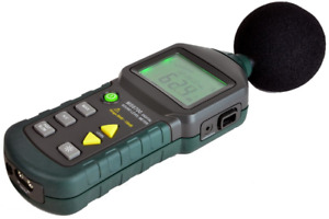 Mastech Ms6700 Auto Range Digital Sound Level Meter Tester