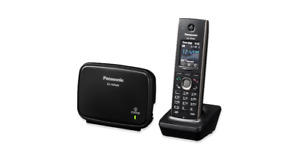 Panasonic Tgp600 Smart Ip Wireless Phone System Cordless Handset And Dect Base