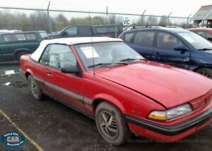90 91 92 93 94 Chevrolet Cavalier Th125 Automatic Transmission Only 290505