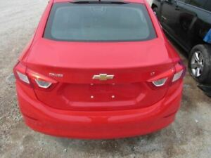 Trunk Hatch Tailgate Sedan Without Spoiler Fits 16 17 Cruze 1940001