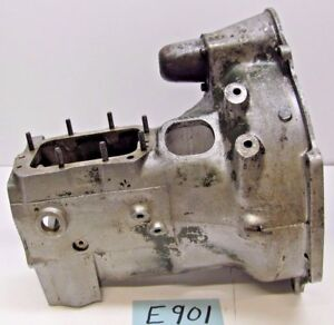 Used Oem A h Sprite Mg Midget 948cc 9 c Smooth Case Gearbox Housing E901
