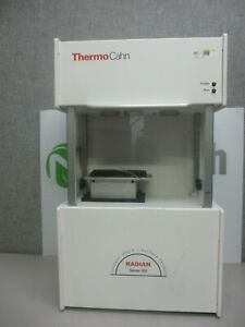 Thermo Cahn Dynamic Contact Angle Radian Series 300 Model Dca322 120v