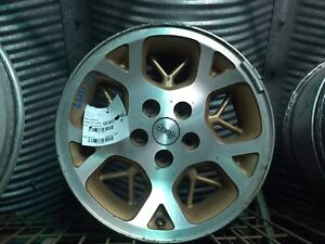 1996 1997 1998 Jeep Grand Cherokee 16x7 Alloy Wheel Rim Gold Oem