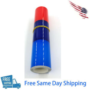 2m 15cm 5ft M Colored Stripe Sticker Car Vinyl Decal For Bmw M3 M4 M5 M6
