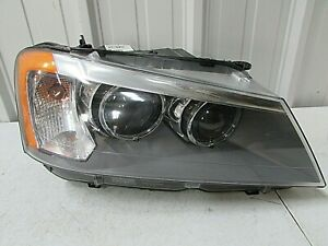 2011 2012 2013 2014 Bmw X3 Factory Oem Right Xenon Headlight With Adaptive R6
