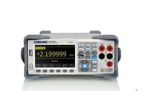 Siglent Sdm3065x 6 Dual Display Digital Multimeter including Sc1016