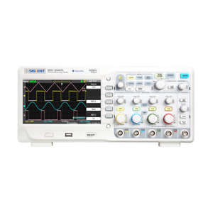 Siglent Sds1202cfl 200mhz 2 ch Digital Oscilloscope