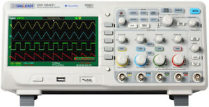 Siglent Sds1204cfl 200mhz 4 ch Digital Oscilloscope