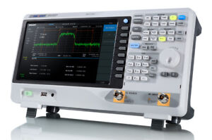 Siglent Ssa3032x 9khz 3 2ghz Spectrum Analyzer