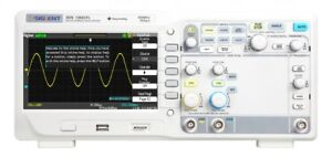 Siglent Sds1302cfl 300mhz 2 ch Digital Oscilloscope
