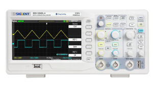 Siglent Sds1052dl 50mhz 2 ch Digital Oscilloscope