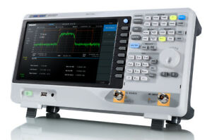 Siglent Ssa3021x 9khz 2 1ghz Spectrum Analyzer