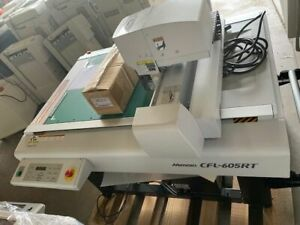 Mimaki Cfl 605rt Compact Flatbed Cutter Plotter