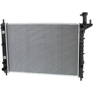 Radiator For 2007 16 Gmc Acadia 3 6l W Hd Cooling Or Tow Pckg