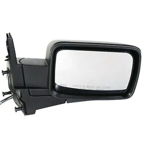 Power Mirror For 2006 2010 Jeep Commander Passenger Side Heated With Memory