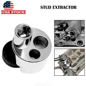 1 2 Drive Stud Extractor Puller Remover Installer Mechanic Tool