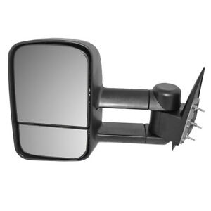 New Drivers Manual Tow Performance Mirror Cadillac Chevy Gmc Pickup Truck Suv